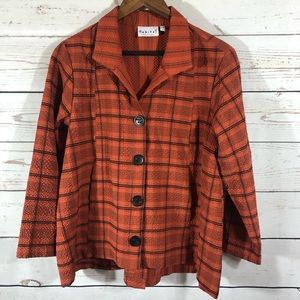 Habitat. Everyday Plaid Jacket